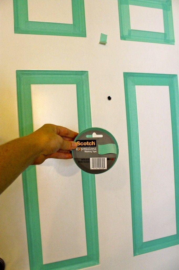 Δώστε χρώμα στις πόρτες σας!