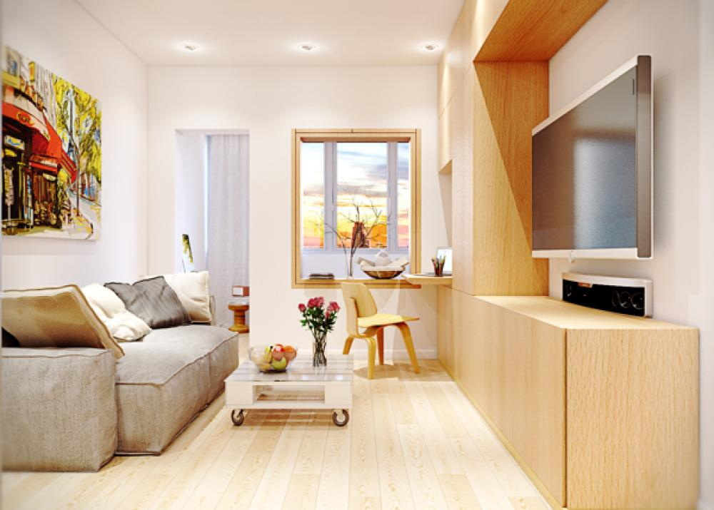 narrow-living-room-ideas-with-TV-stand